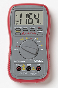 Amprobe AM-220 Multimetrs